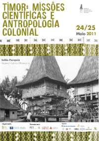colonial history of anthropological research in Timor Leste